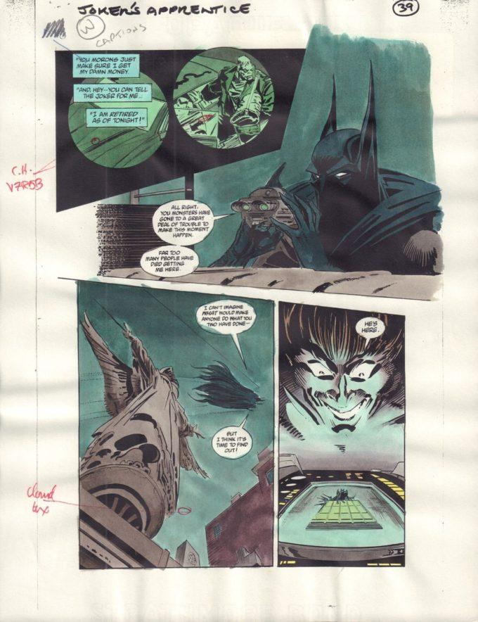 Batman: Joker's Apprentice #1 / 39