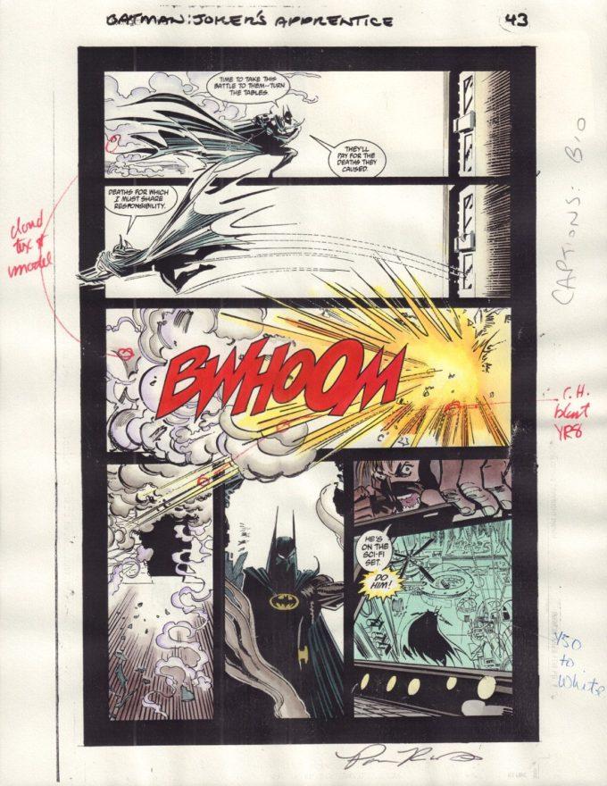 Batman: Joker's Apprentice #1 / 43
