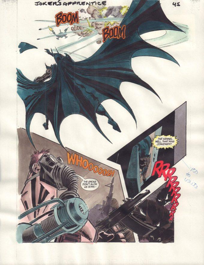 Batman: Joker's Apprentice #1 / 45