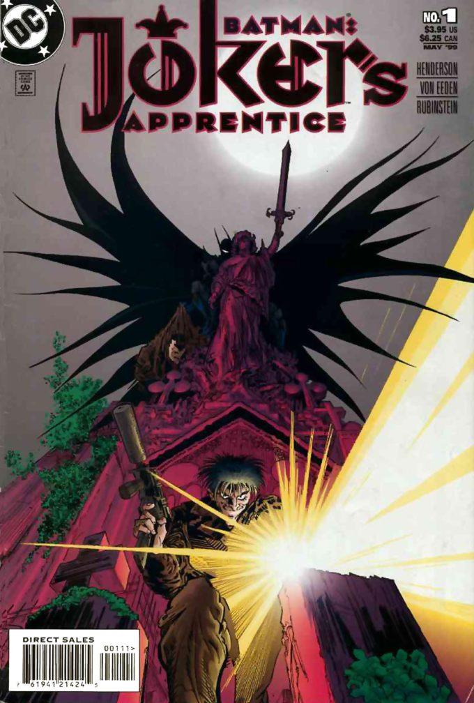 Batman: Joker's Apprentice #1 / 45 kolor