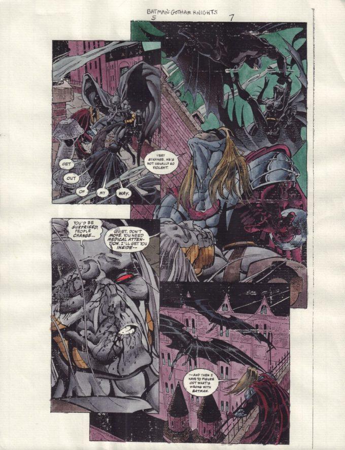 Batman: Gotham Knight #5 / 7