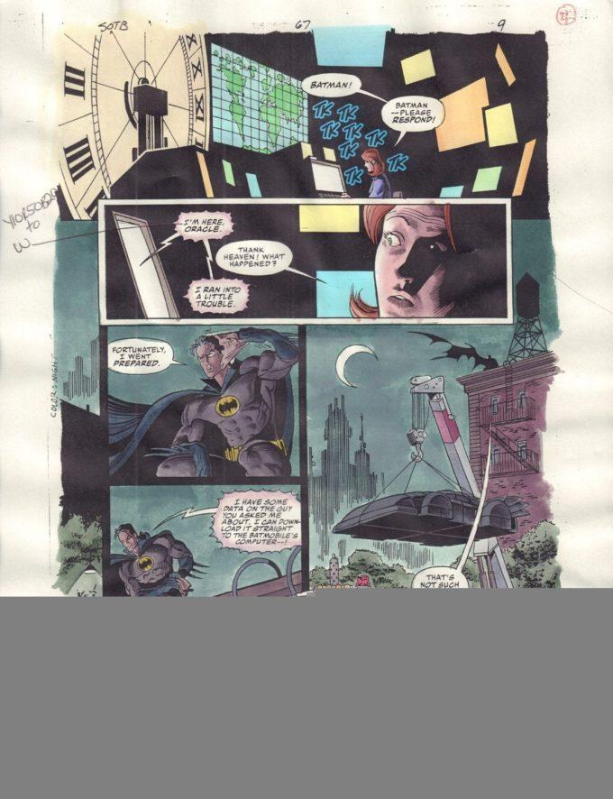 Batman: Shadow of the Bat #67 / 9