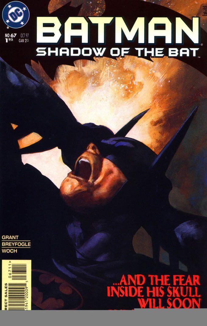 Batman: Shadow of the Bat #67 / 9 kolor