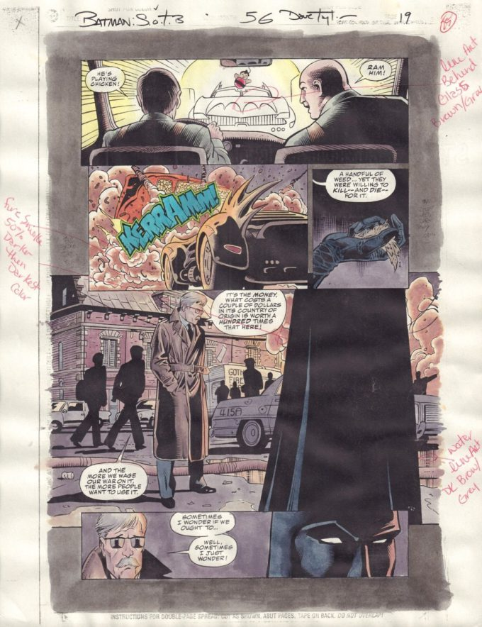 Batman: Shadow of the Bat #56 / 19
