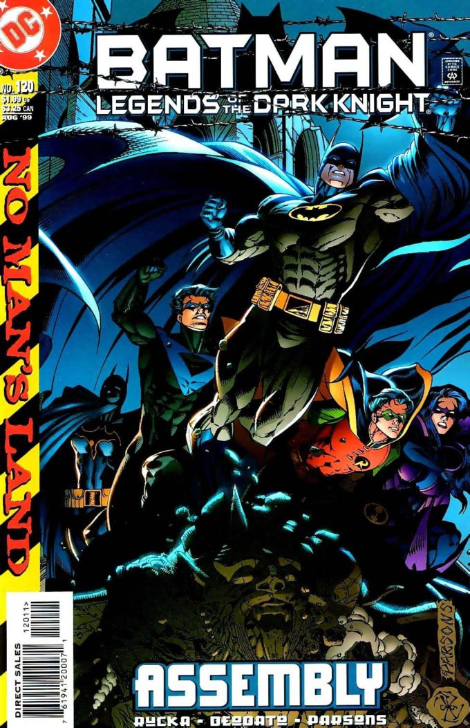 Batman: Legends of the Dark Knight #120 / 20 kolor