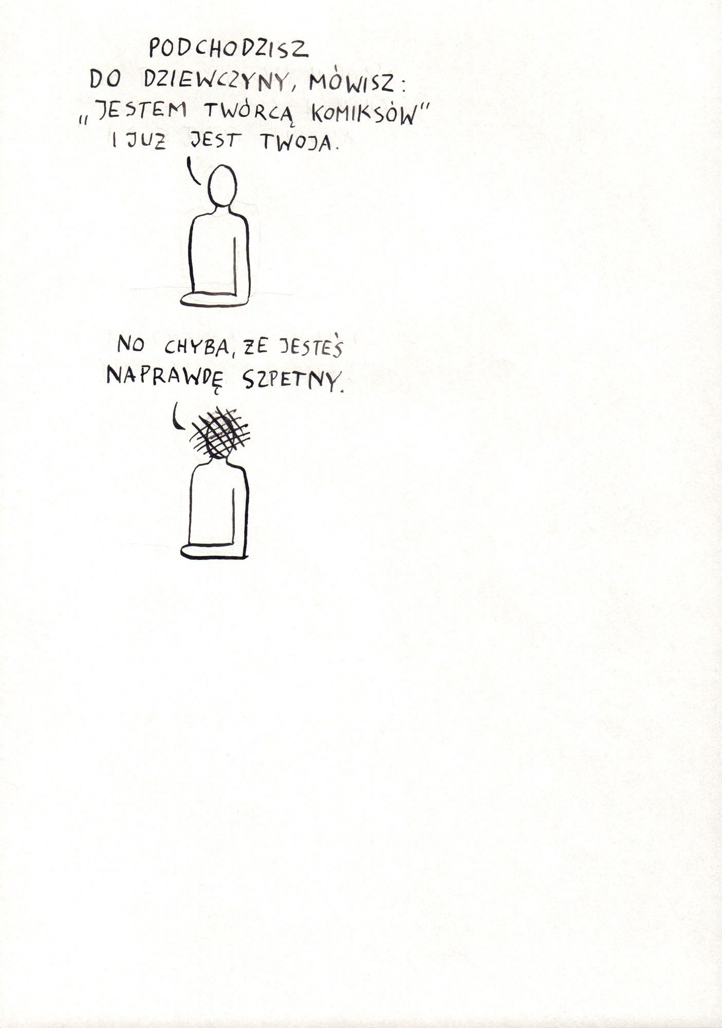 Podchodzisz do dziewczyny, ZK, s. 7