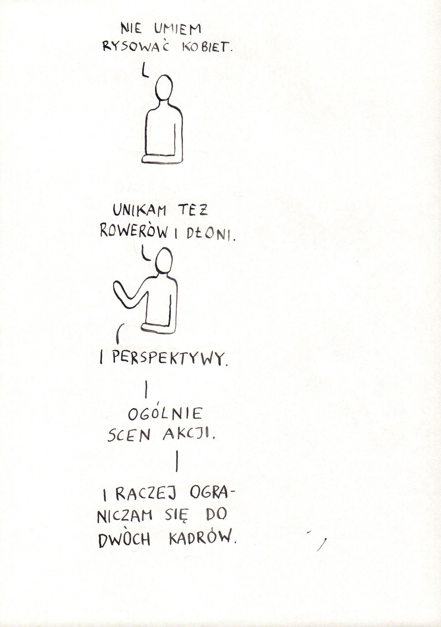 Nie umiem rysować, ZK, s. 12