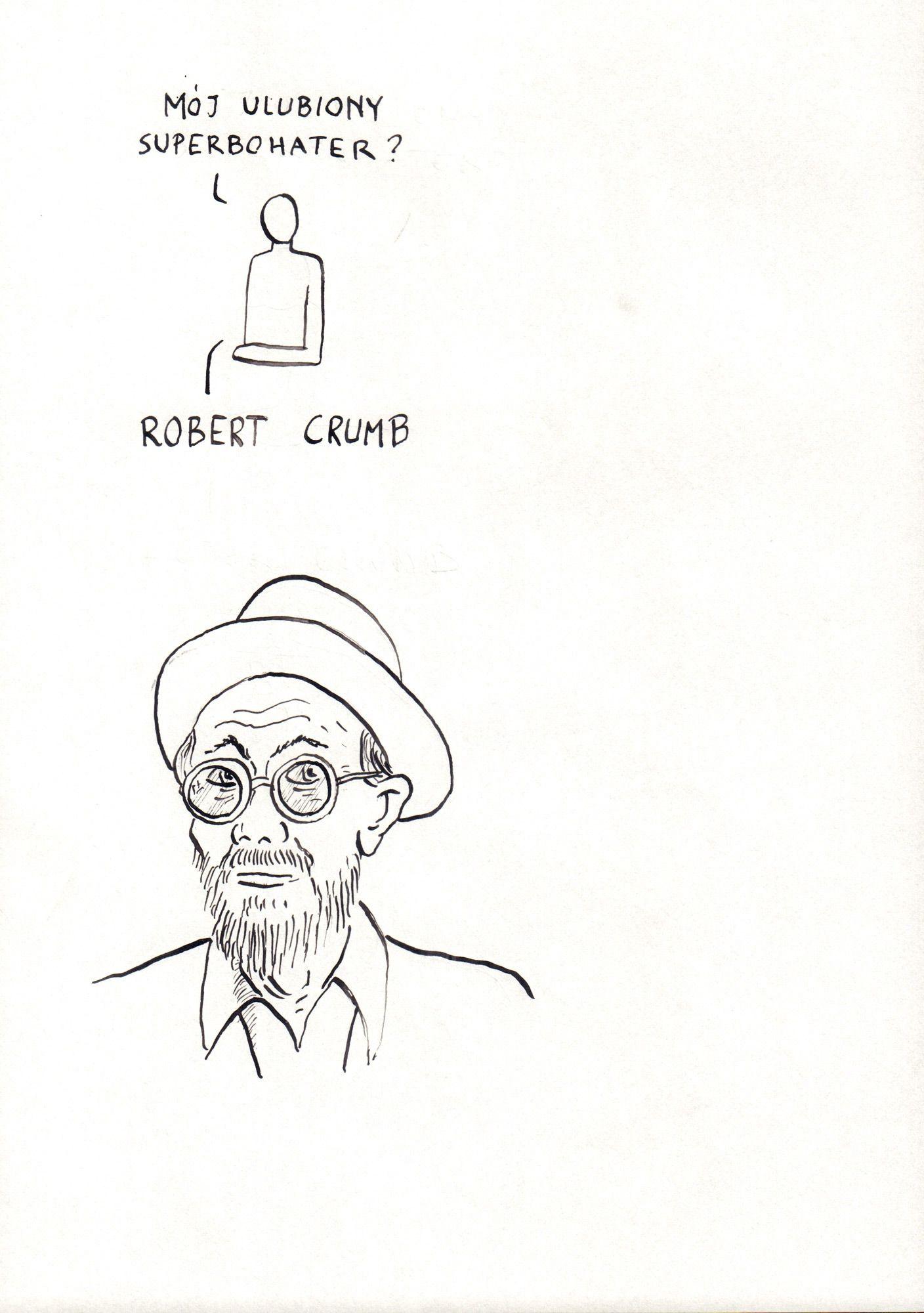 Robert Crumb, ZK, s. 14