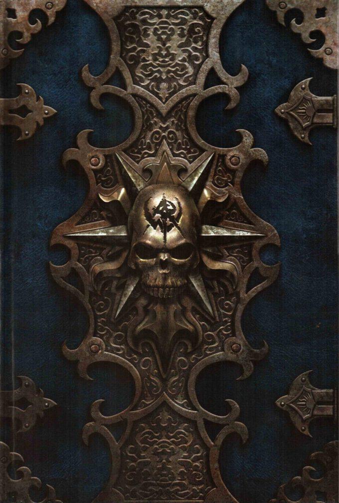 Warhammer: Age of Reckoning 11 czarno-biały