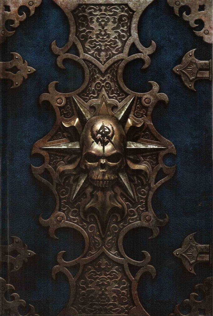 Warhammer: Age of Reckoning 12 czarno-biały