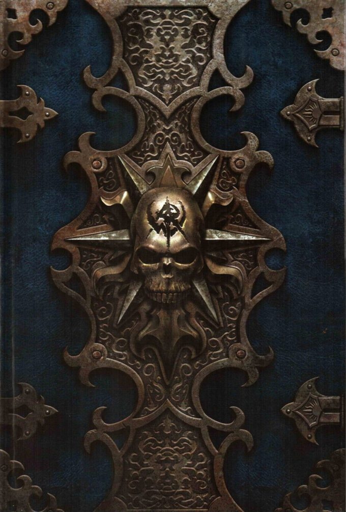 Warhammer: Age of Reckoning 14 czarno-biały