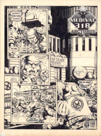 Medivac 318
