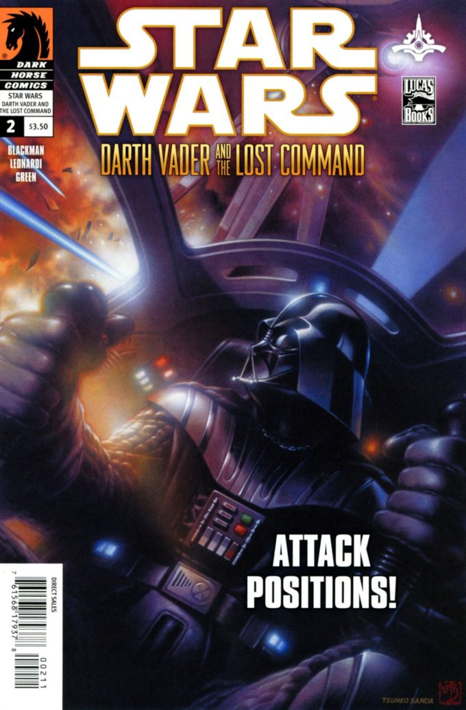 Star Wars. Darth Vader and the Lost Command #2