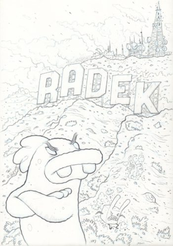Radek - okładka