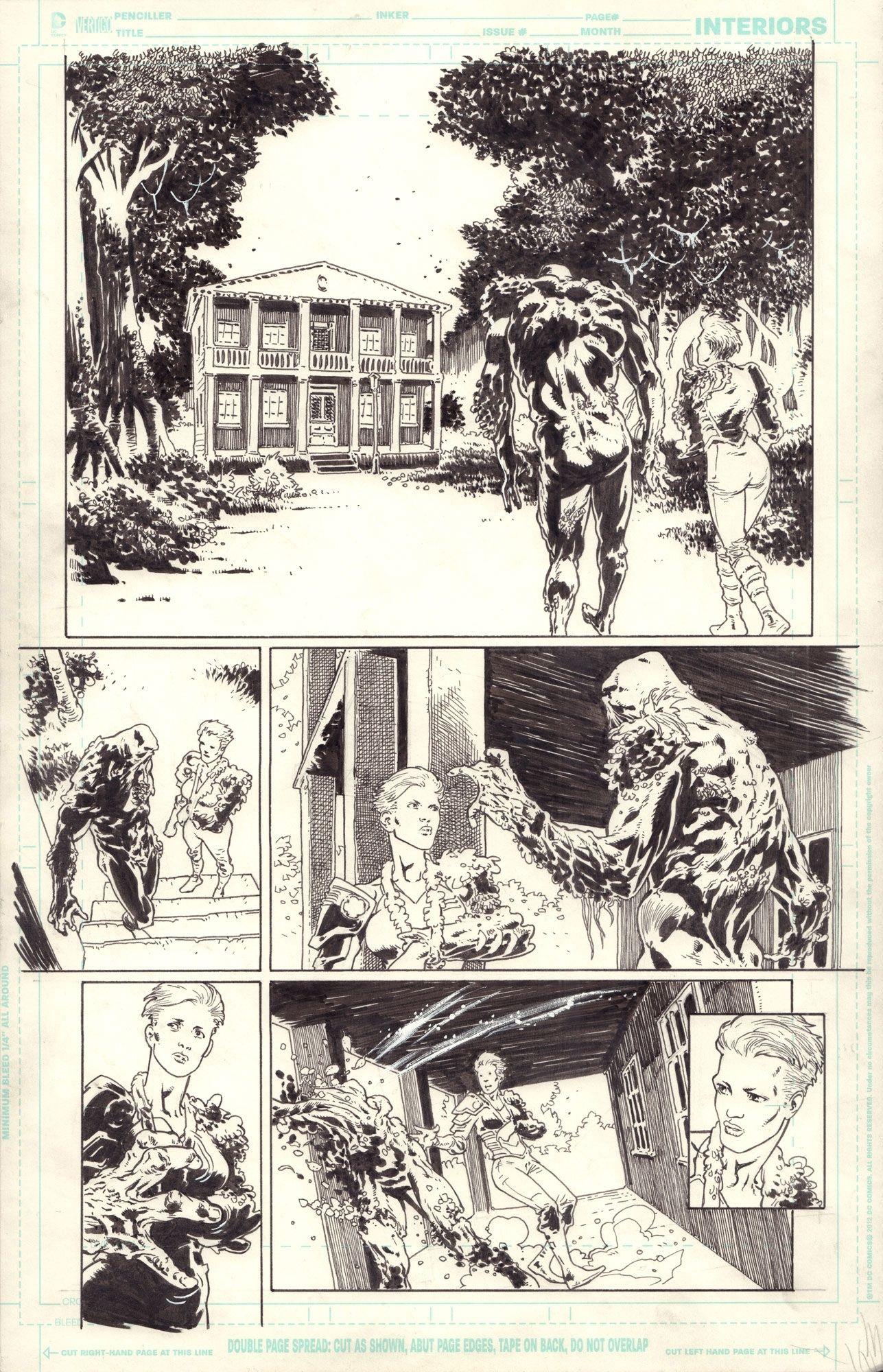 Swamp Thing vol 4 #24 / 5