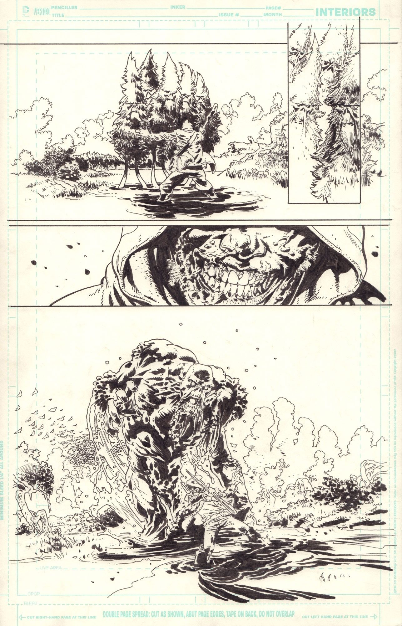 Swamp Thing vol 4 #24 / 6