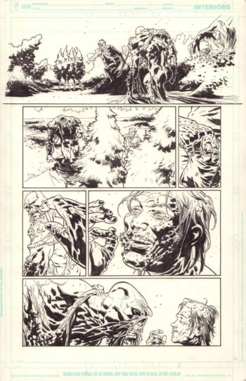 Swamp Thing vol 4 #24 / 9