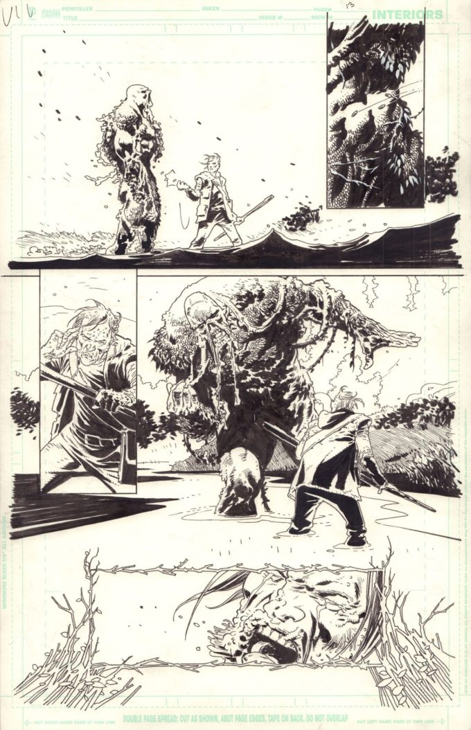 Swamp Thing vol 4 #24 / 13