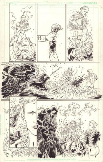 Swamp Thing vol 4 #24 / 17