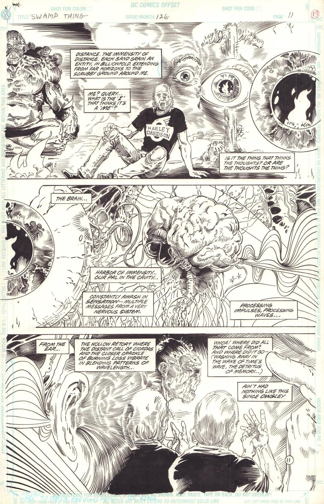 Swamp Thing #126 / 11