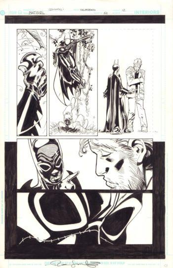 Batgirl #52 / 12