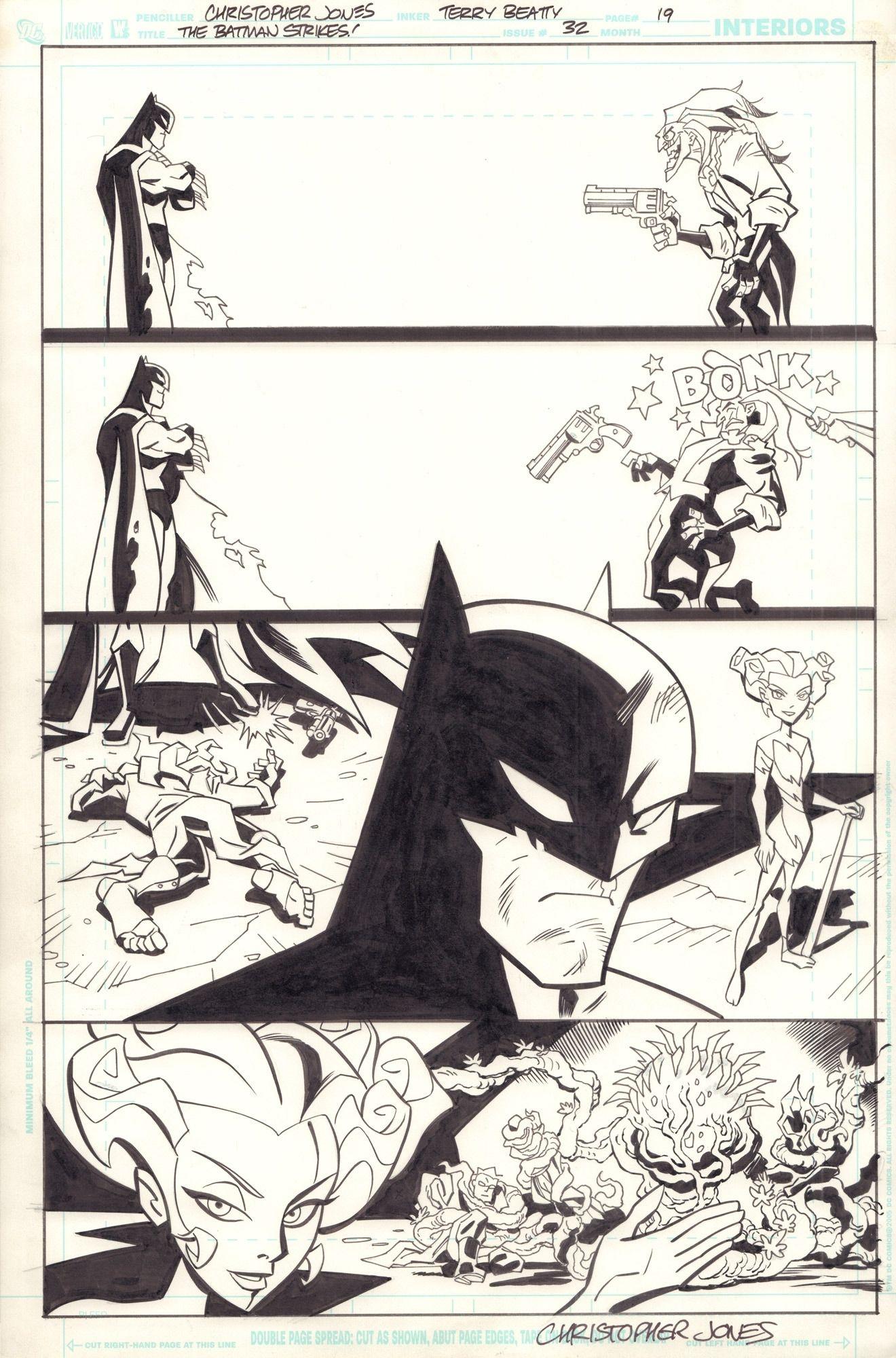 The Batman Strikes! #32 / 19