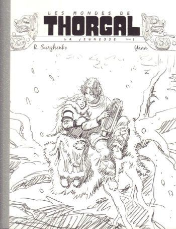 Les Mondes de Thorgal. La Jeunesse - edycja de lux