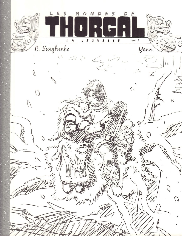 Les Mondes de Thorgal. La Jeunesse - edycja de lux, numerowana i sygnowana