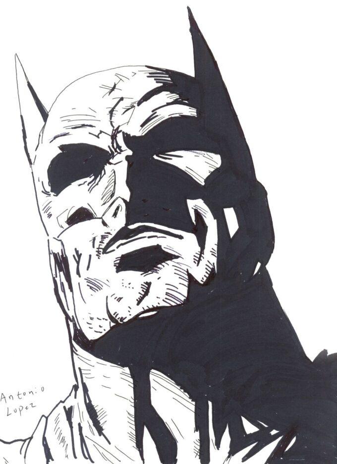 Batman - Pin-up 1