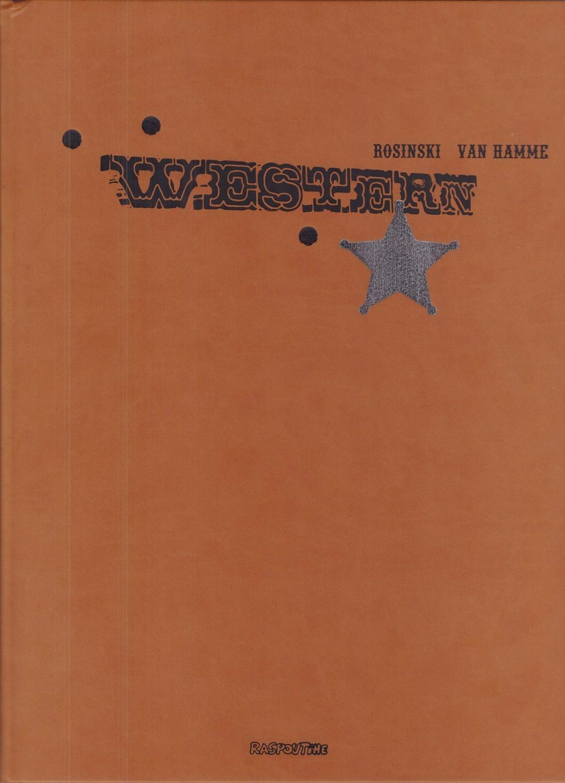 Western - edycja de lux, numerowana i sygnowana