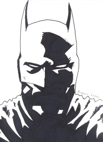 Batman - Pin-up 2