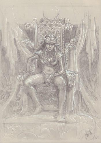 Thorgal. Kriss de Valnor #3