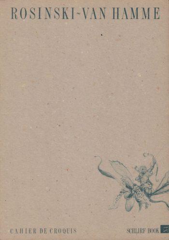 Chahier De Croquis - teczka prac