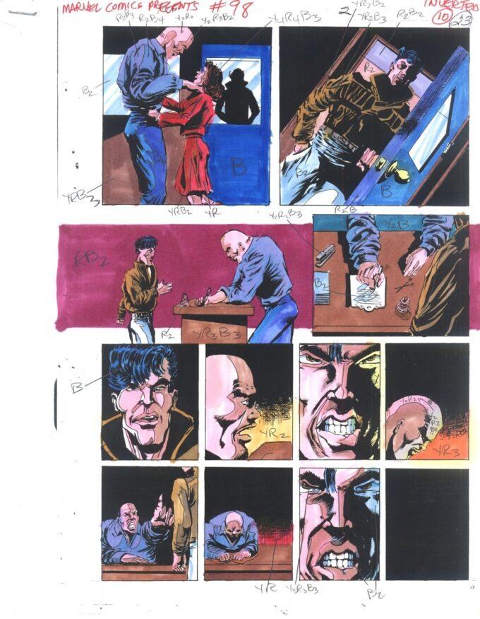Marvel Comics Presents #98 / 10/23