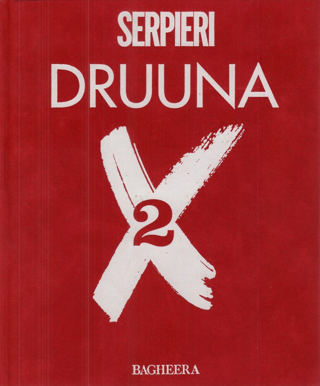 Druuna X #2 - edycja de lux, numerowana i sygnowana