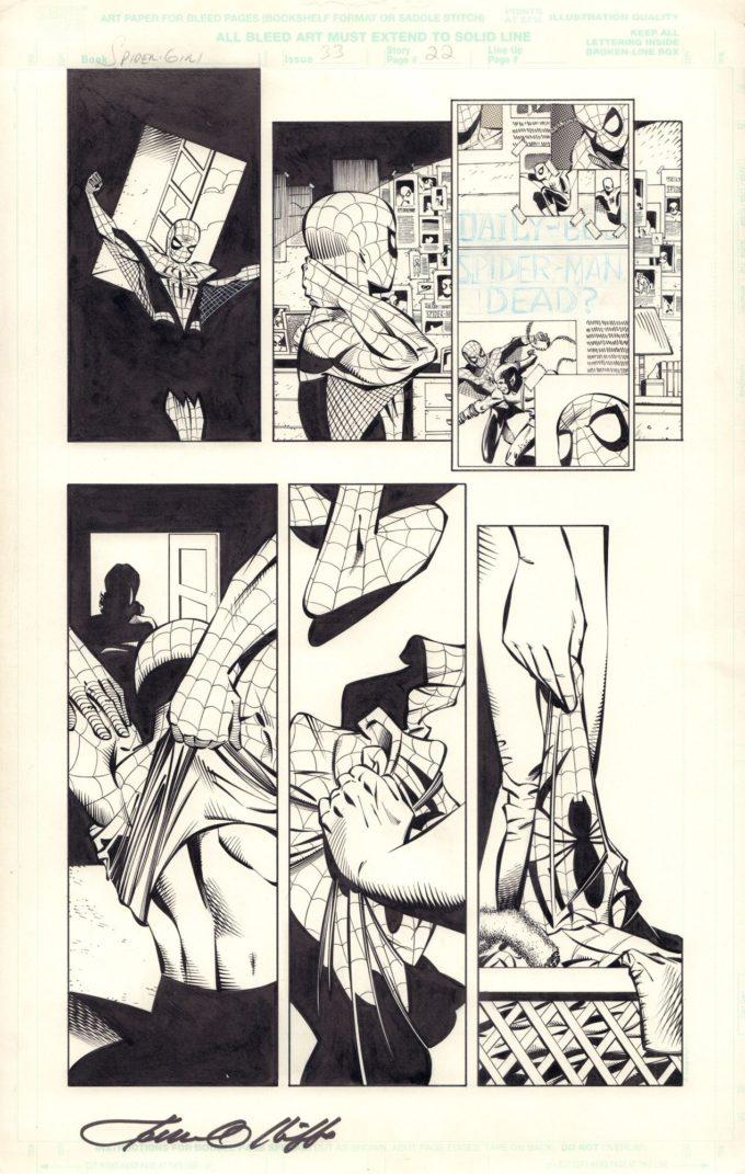 Spider-Girl #33 / 22