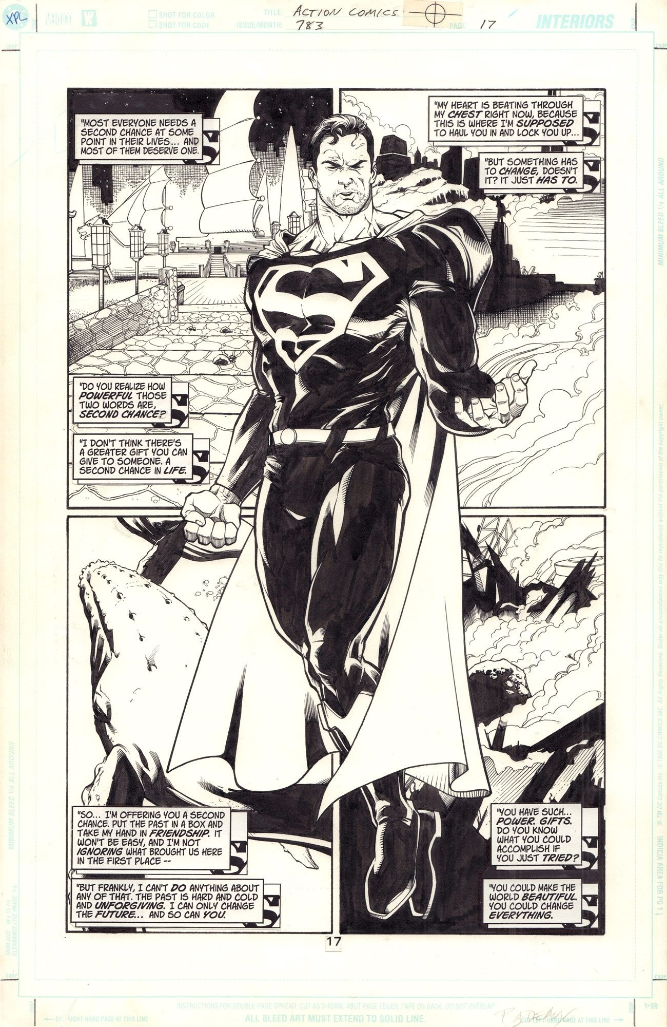 Action Comics #783 / 17