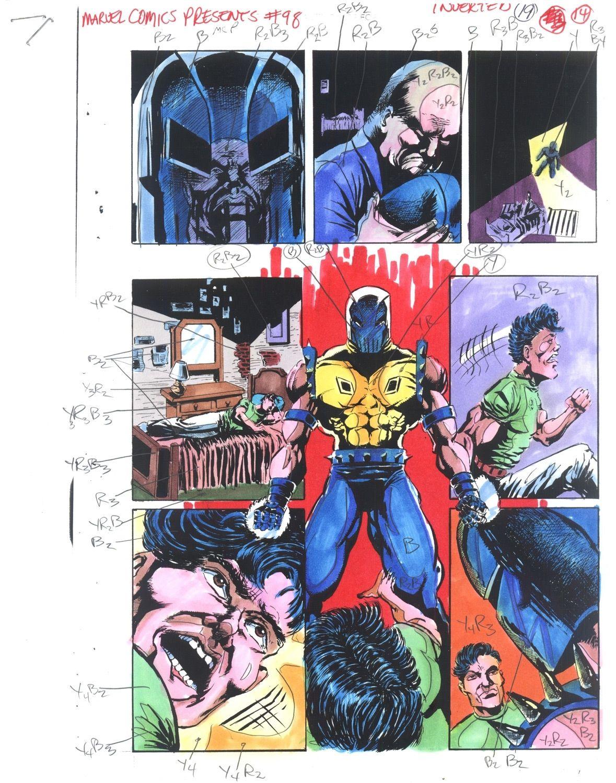 Marvel Comics Presents #98 / 14/19