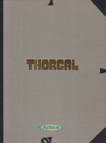 Thorgal - portfolio numerowane i sygnowane