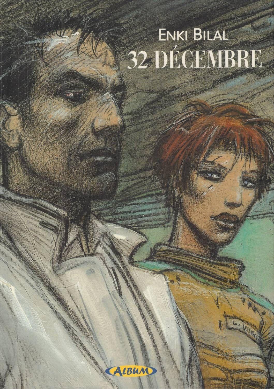 32 Decembre - edycja de lux, numerowana i sygnowana z serigrafią