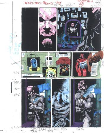 Marvel Comics Presents #98 / 12/21