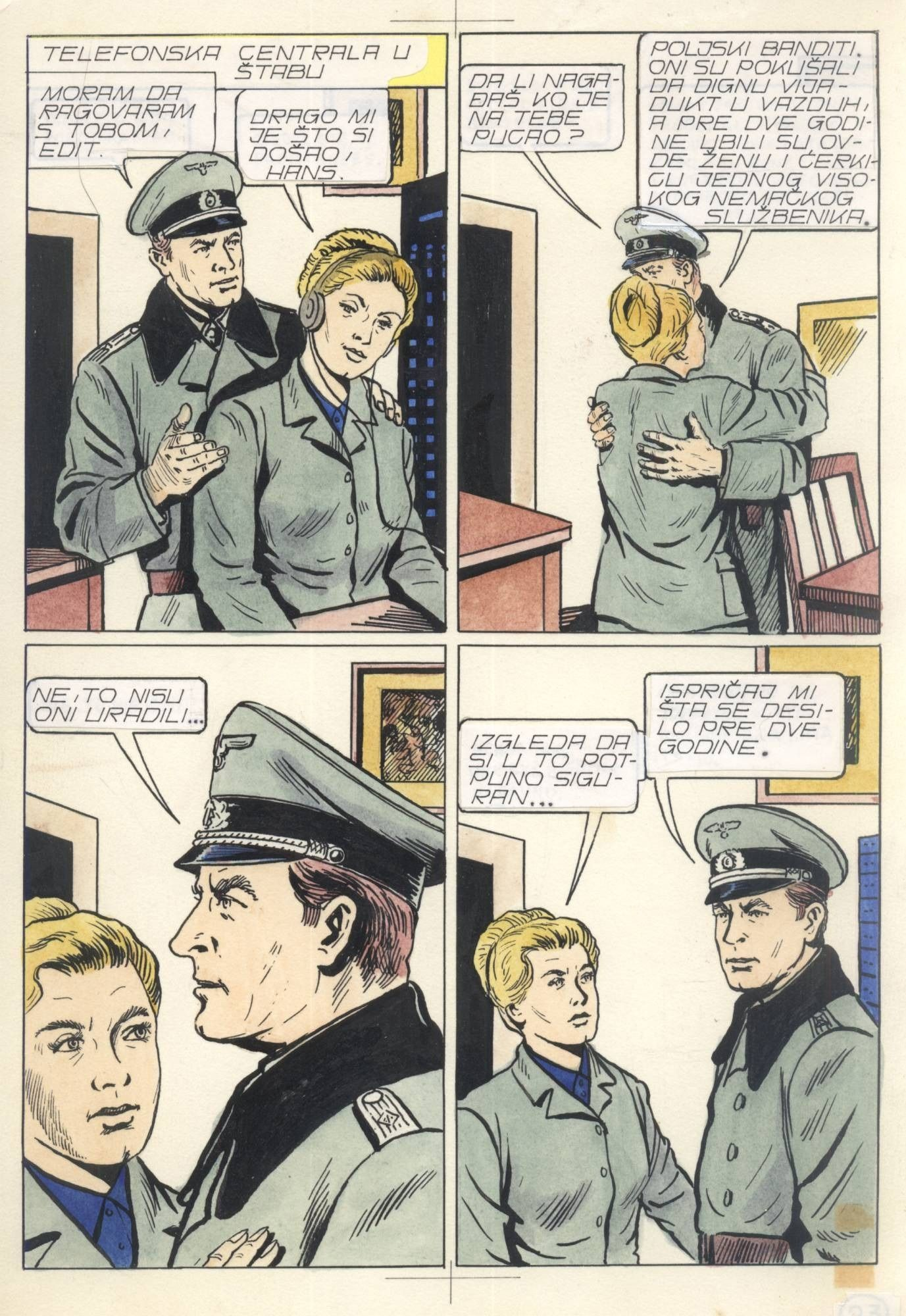 Kapitan Kloss: Kuzynka Edyta 23