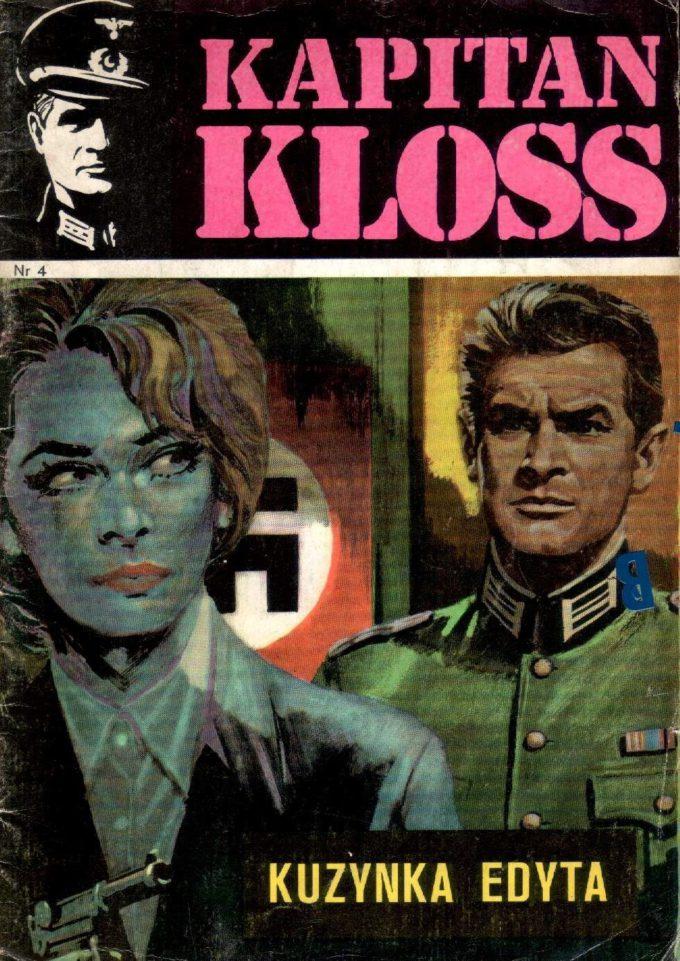 Kapitan Kloss: Kuzynka Edyta 23 kolor