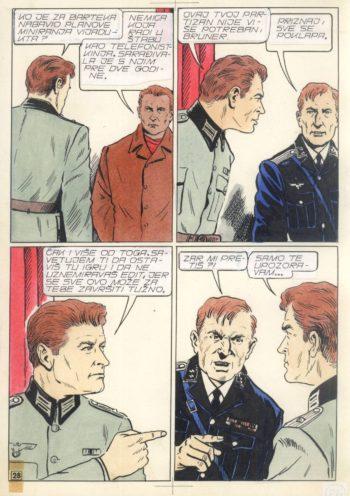 Kapitan Kloss: Kuzynka Edyta 28