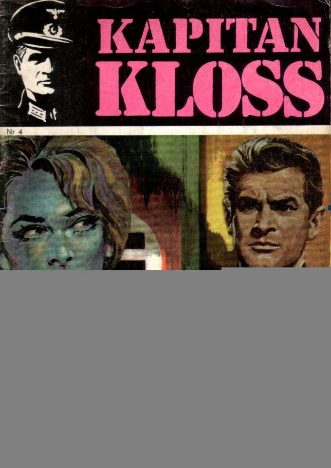 Kapitan Kloss: Kuzynka Edyta 28 kolor