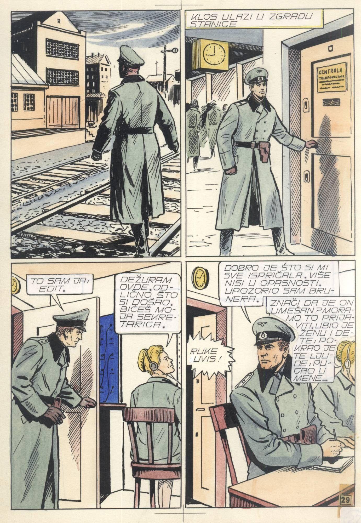 Kapitan Kloss: Kuzynka Edyta 29