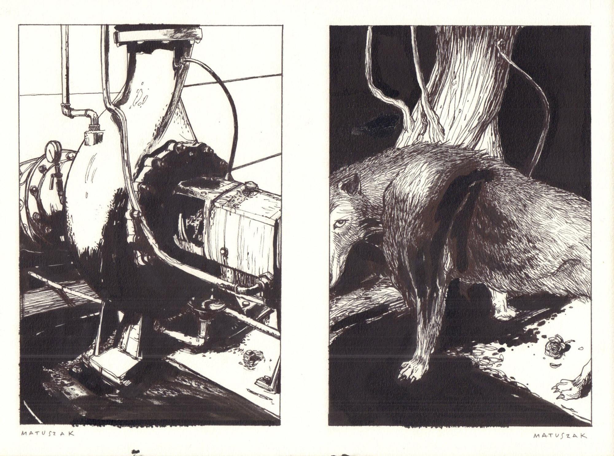Melinda, s. 22 i 23