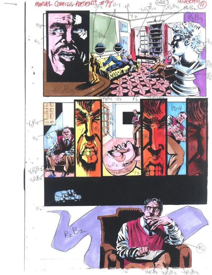 Marvel Comics Presents #98 / 11/22