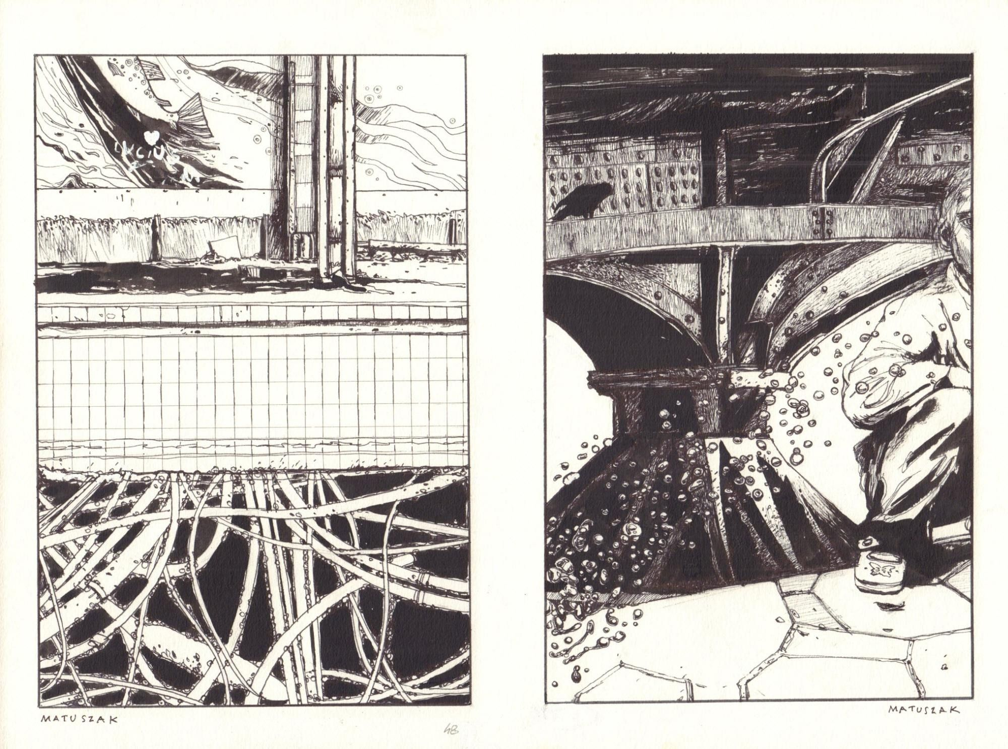 Melinda, s. 48 i 54