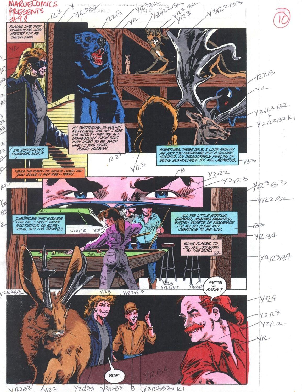 Marvel Comics Presents #98 / 10